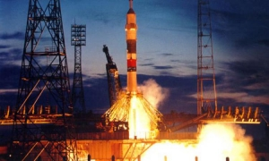 космос, ракета, мкс