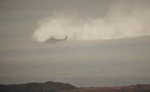 Сирия, Российская армия, Вертолет, ИГИЛ, Удар, Видео
