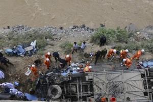 Тибет, автокатастрофа, проишествия, ДТП