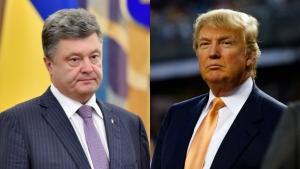 Порошенко, Украина, политика, общество, президент, сша, трамп