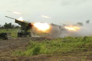луганск, град, военные, обстрел