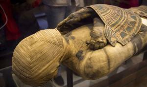Египет, Луксор, усыпальница, саркофаги, Нил, погребение