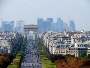 париж, франция, происшествия, взрыв, новости, общество, евросоюз, дом, газ, елисейские поля