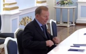 переговоры в Минске, Леонид Кучма, Петр Порошенко, АТО, юго-восток Украины, мир в Украине, политика, ДНР