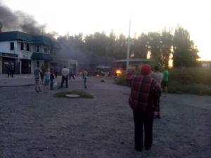донецк, куйбышевский район, ато, последствия