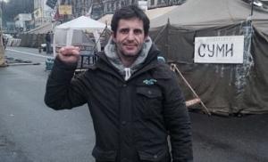 Киев, Майдан, горожане, угроза, мусор