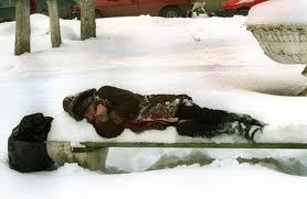 замерз переселенец Донбасса, Тернополь, новости, Украина, происшествия, бездомные, беженец