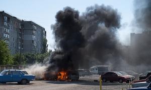 луганск, стоянка, авто