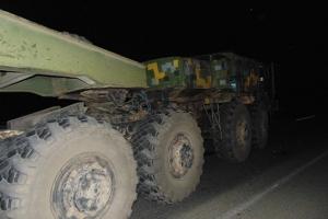 Черкасская область, Украина, ДТП, Военнослужащие, Нацполиция