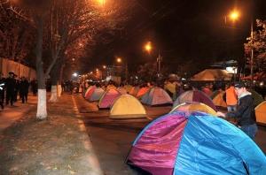 кишинев, молдавия, митинг, акция, протеста, машины