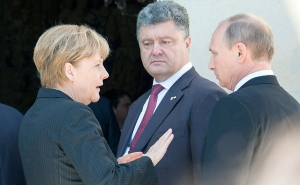 нормандская четверка, украина, франция, германия, россия, агрессия, порошенко, путин, меркель, донбасс