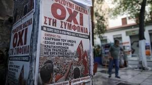 греция, референдум, соцопрос, долг, кредиторы