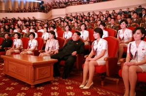 КНДР, Ким Чен Ын, Пхеньян, мир, диктатор, Северная Корея