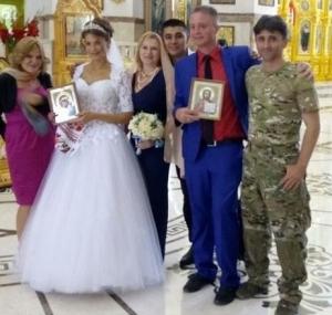 ланкастер, сша, днр, донецк, свадьба, венчание, видео, соцсети, кадры, донбасс, ато, новости украины
