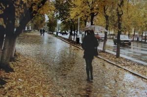 наталья диденко, осень, прогноз погоды, погода в украине, похолодание, тепло, дожди