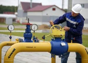 газ, газодобыча, снижение, информация