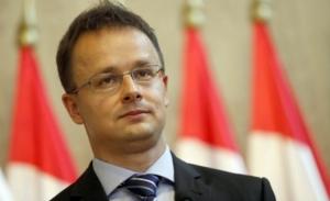 украина, венгрия, сийярто, мид венгрии, скандал, консул, Климкин.