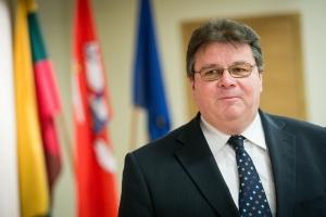 Линас Линкявичюс ,мид литвы, евросоюз, санкции против россии, россия, украина, политика, общество