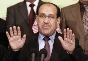 ирак, премьер-министр, отставка