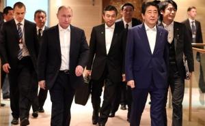 Россия, Япония, Политика, Курильские острова, Путин, Передача.
