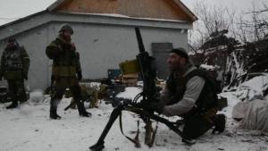 пески, ато, днр. армия украины, происшествия, донбасс, оун