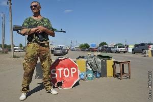 ОБСЕ, наблюдатели, ЛНР, боевики, террористы, пограничный пункт