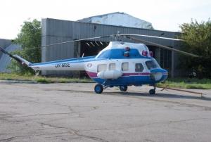 вертолет, Полтавская область, крушение, Ми-2, экипаж, пилот