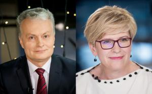 Латвия, выборы, политика, Даля Грибаускайте, Ингрид Шимоните, Гитанас Науседа
