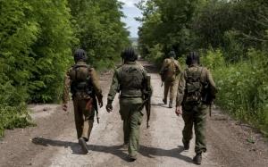 ато, боевики, оставляют, позиции, станица, луганская, мариуполь, сартана
