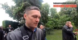 Александр Усик, 9 мая, Оппоблок, новости, Украина, день Победы, Бойко, Шуфрич