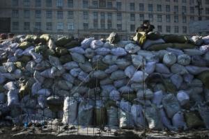 СНБО, Майдан, Киев, Лысенко, батальон Айдар, батальон Азов