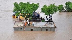 индия, потоп, наводнение, рекорд, новости, общество, стихийное бедствие, природные катастрофы, мир, происшествия