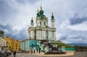 Андреевская церковь, Украина, Киев, новости, Вселенский патриархат, охранный договор, Константинополь