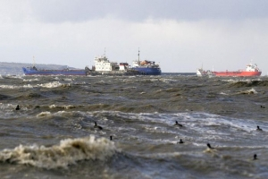 керченский пролив, крым ,украина ,погода, происшествие, погодные условия, общество, транспорт