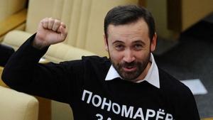 Россия, Илья Понамарев, санкции против РФ, санкции