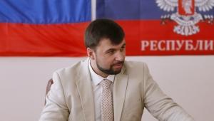 днр, лнр, донбасс, восток украины, пушилин, переговоры в минске, политика