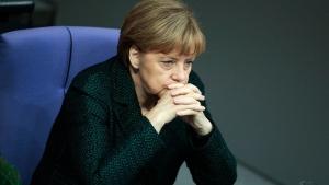 мид германии, меркель, хакеры, блокировка