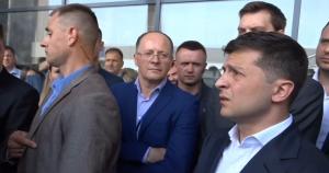 Зеленский, визит, Николаев, ОГА, Вячеслав Бонема, чиновник, отставка, скоты