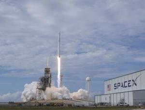 SpaceX, Илон Маск, взрыв двигателя, испытания, Техас