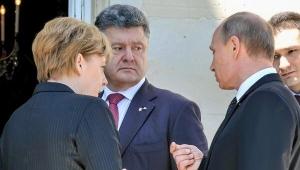 владимир путин, петр порошенко, ситуация в украине, новости украины