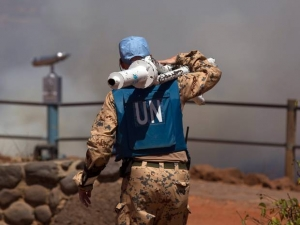 Жданов, ООН, миротворцы, терроризм, агрессия, Россия, оккупация, восток Украины, конфликты