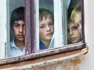 Алчевск, сироты, АТО, ЛНР, Россия