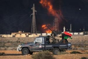 нефтяное эмбарго, ливия, кризис, санкции