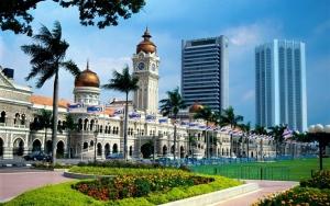 малайзия, взрыв, куала-лумпур