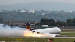 сша, аварийная посадка, самолеты, US Airways, северная каролина