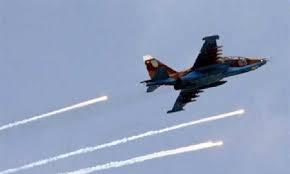 Донецк, АТО, авиаудар, самолеты