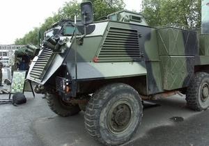 """Министерство обороны Украины, Пинькас, бронеавтомобиль """"Саксон"""", дополнительные проверки, Донбасс, НАТО"""
