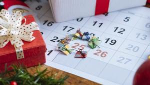 Календарь праздников и выходных, январь, рабочие, дни, отдых, даты, сколько