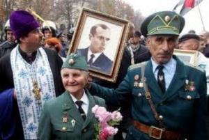 украина, верховная рада, президент петр порошенко, оун, упа, борцы за независимость украины