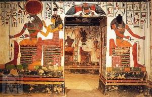 Египет, фараон, общество, открытия